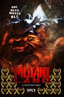 Mutant Land - Poster / Capa / Cartaz - Oficial 1