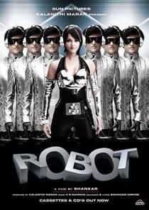 Robot - Poster / Capa / Cartaz - Oficial 1