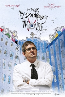 My Scientology Movie - Poster / Capa / Cartaz - Oficial 4