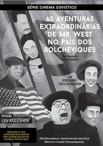 As Aventuras Extraordinárias de Mister West no País dos Bolcheviques - Poster / Capa / Cartaz - Oficial 2