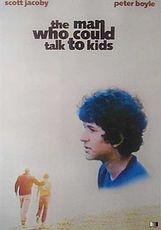 O Homem que Poderia Falar com Crianças - Poster / Capa / Cartaz - Oficial 1