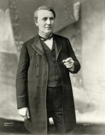 Thomas Edison, O Grande Inventor - Poster / Capa / Cartaz - Oficial 1