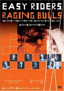 Easy Riders, Raging Bulls: How the Sex, Drugs and Rock 'N' Roll Generation Saved Hollywood - Poster / Capa / Cartaz - Oficial 1
