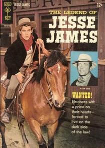 The Legend of Jesse James - Poster / Capa / Cartaz - Oficial 1
