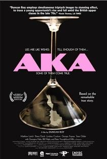 AKA - Poster / Capa / Cartaz - Oficial 1