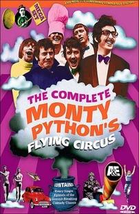 Monty Python's Flying Circus (1ª Temporada) - Poster / Capa / Cartaz - Oficial 2
