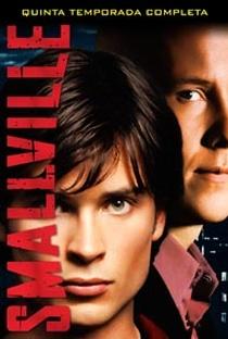 Smallville: As Aventuras do Superboy (5ª Temporada) - Poster / Capa / Cartaz - Oficial 2