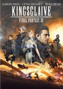 Kingsglaive: Final Fantasy XV - Poster / Capa / Cartaz - Oficial 5