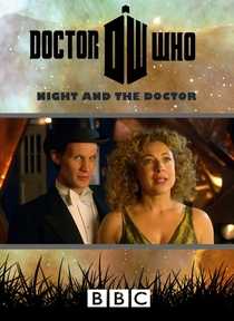 Doctor Who – Night and the Doctor - Poster / Capa / Cartaz - Oficial 1
