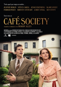 Café Society - Poster / Capa / Cartaz - Oficial 3