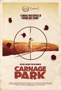 Carnage Park - Poster / Capa / Cartaz - Oficial 1