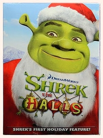 O Natal do Shrek - Poster / Capa / Cartaz - Oficial 8