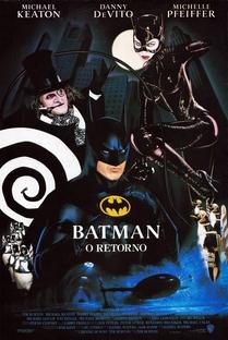 Batman - O Retorno - Poster / Capa / Cartaz - Oficial 8