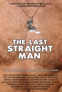 The Last Straight Man - Poster / Capa / Cartaz - Oficial 1