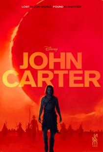 John Carter - Entre Dois Mundos - Poster / Capa / Cartaz - Oficial 3