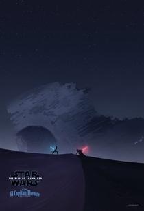 Star Wars: A Ascensão Skywalker - Poster / Capa / Cartaz - Oficial 10