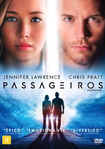 Passageiros - Poster / Capa / Cartaz - Oficial 8