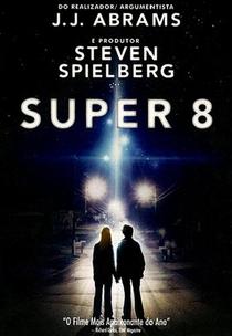 Super 8 - Poster / Capa / Cartaz - Oficial 10
