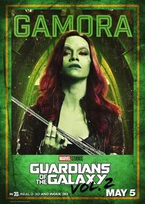 Guardiões da Galáxia Vol. 2 - Poster / Capa / Cartaz - Oficial 7