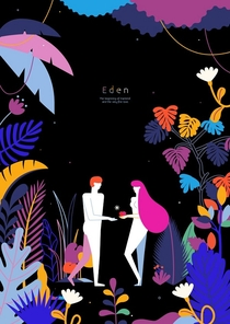 Eden - Poster / Capa / Cartaz - Oficial 1