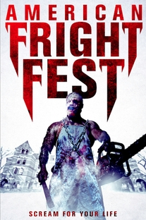 Fright Fest - Poster / Capa / Cartaz - Oficial 1