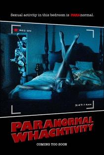 Sem Atividade Paranormal - Poster / Capa / Cartaz - Oficial 1