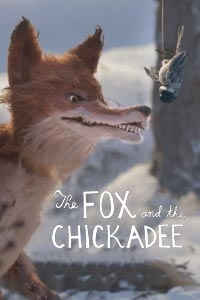 The Fox and the Chickadee - Poster / Capa / Cartaz - Oficial 1
