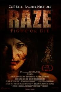 Raze - Lutar ou Correr - Poster / Capa / Cartaz - Oficial 3