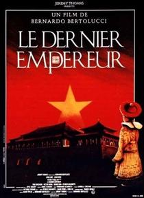 O Último Imperador - Poster / Capa / Cartaz - Oficial 13