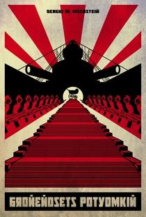 O Encouraçado Potemkin - Poster / Capa / Cartaz - Oficial 9