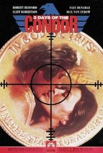 Três Dias do Condor - Poster / Capa / Cartaz - Oficial 3