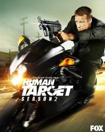Alvo Humano (2ª Temporada) - Poster / Capa / Cartaz - Oficial 1