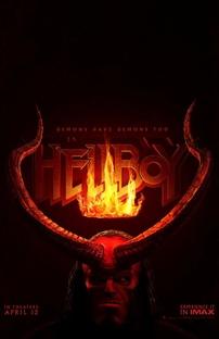 Hellboy - Poster / Capa / Cartaz - Oficial 10