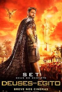 Deuses do Egito - Poster / Capa / Cartaz - Oficial 15
