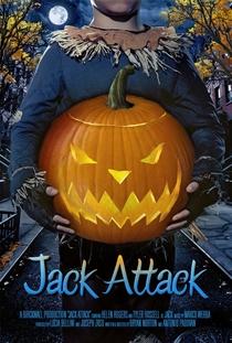 Jack Attack  - Poster / Capa / Cartaz - Oficial 1