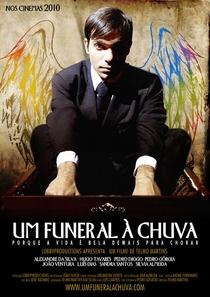 Um Funeral à Chuva - Poster / Capa / Cartaz - Oficial 2