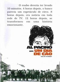 Um Dia de Cão - Poster / Capa / Cartaz - Oficial 4