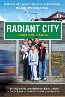 Cidade Radiante - Poster / Capa / Cartaz - Oficial 1