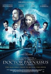 O Mundo Imaginário do Dr. Parnassus - Poster / Capa / Cartaz - Oficial 8