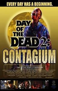 Dia dos Mortos 2 - O Contágio - Poster / Capa / Cartaz - Oficial 2