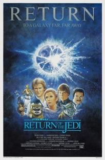 Star Wars: Episódio VI - O Retorno de Jedi - Poster / Capa / Cartaz - Oficial 6