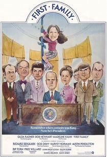 Primeira Família - Poster / Capa / Cartaz - Oficial 1