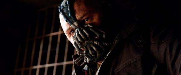 Nolan elogia atuação de Tom Hardy em The Dark Knight Rises