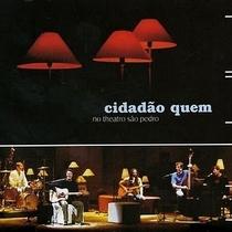 Cidadão Quem no Theatro São Pedro - Poster / Capa / Cartaz - Oficial 1