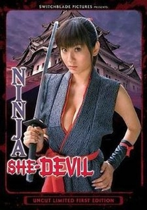 Ninja She Devil  - Poster / Capa / Cartaz - Oficial 1