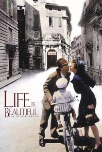 A Vida é Bela - Poster / Capa / Cartaz - Oficial 5
