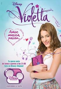 Violetta (1ª Temporada) - Poster / Capa / Cartaz - Oficial 5