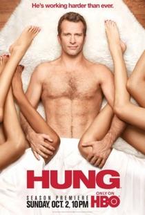 Hung (3ª Temporada) - Poster / Capa / Cartaz - Oficial 1