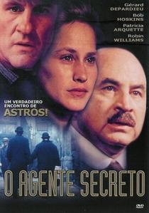 O Agente Secreto - Poster / Capa / Cartaz - Oficial 3