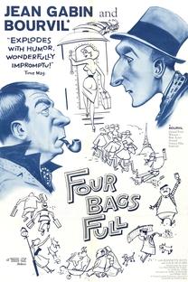 A Travessia de Paris - Poster / Capa / Cartaz - Oficial 3
